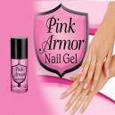 ژل محافظ لاک ناخن Pink Armor